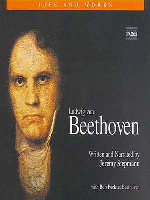 cover image of Ludwig van Beethoven