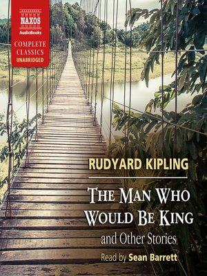cover image of The Man Who Would Be King and Other Stories