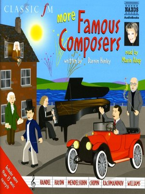 cover image of More Famous Composers