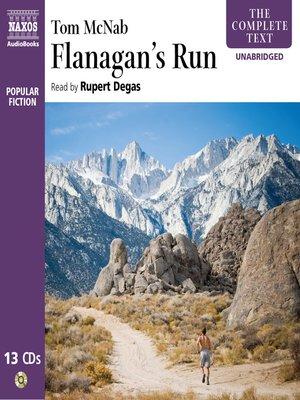 cover image of Flanagan's Run