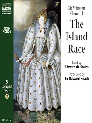 cover image of The Island Race