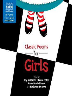 cover image of Classic Poems for Girls