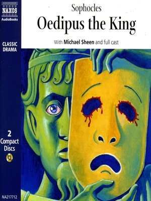 cover image of Oedipus the King