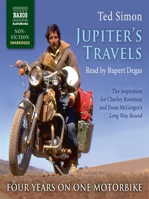 cover image of Jupiter's Travels