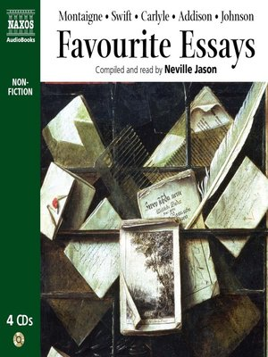 cover image of Favourite Essays