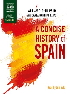 cover image of A Concise History of Spain