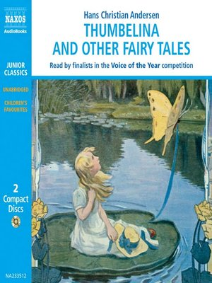 Hans christian andersen overdrive rakuten overdrive ebooks cover image of thumbelina and other fairy tales fandeluxe Images