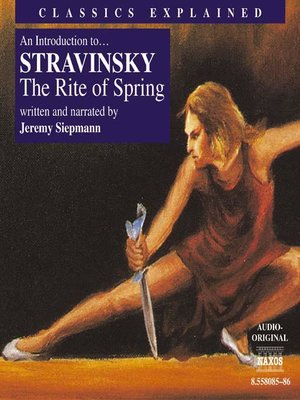 cover image of An Introduction to... STRAVINSKY