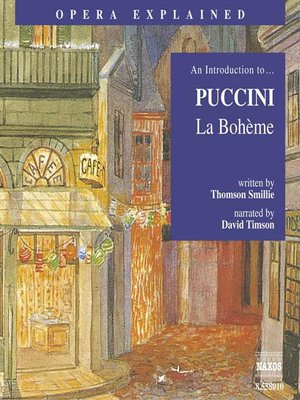 cover image of An Introduction to... PUCCINI