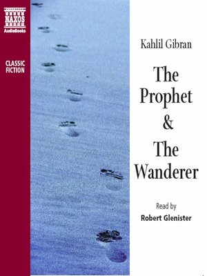cover image of The Prophet & The Wanderer