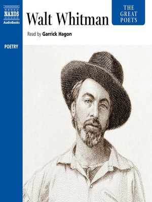 cover image of The Great Poets: Walt Whitman