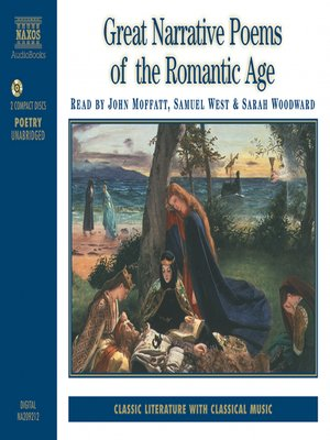 cover image of Great Narrative Poems of the Romantic Age