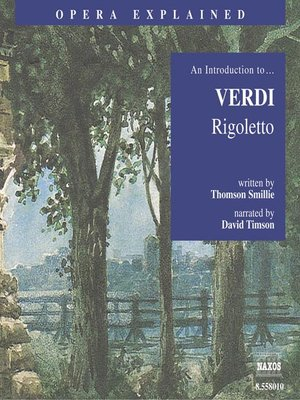 cover image of An Introduction to... VERDI