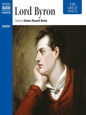 cover image of The Great Poets: Lord Byron