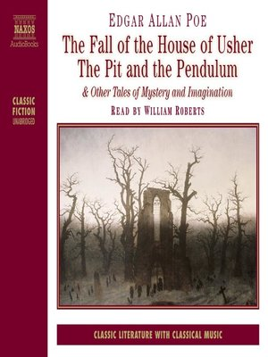 cover image of The Fall of the House of Usher, The Pit and the Pendulum & Other Tales of Mystery and Imagination