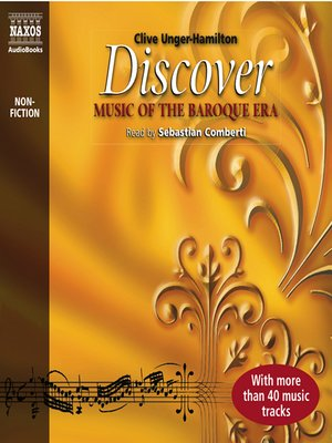 cover image of Discover Music of the Baroque Era