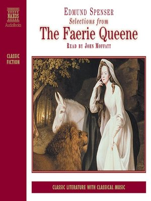 cover image of Selections from the Faerie Queene