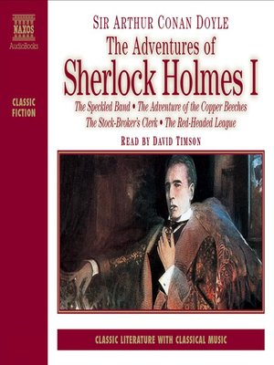 cover image of The Adventures of Sherlock Holmes, Volume 1