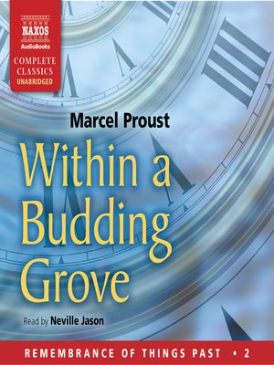 cover image of Within a Budding Grove