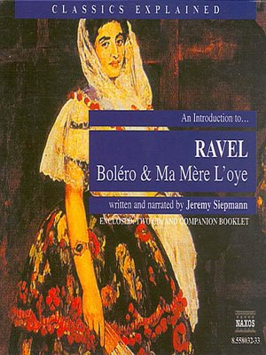 cover image of An Introduction to... RAVEL