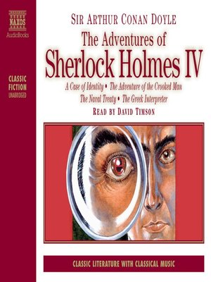 cover image of The Adventures of Sherlock Holmes, Volume 4