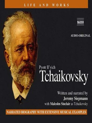 cover image of Pytor Il'yich Tchaikovsky