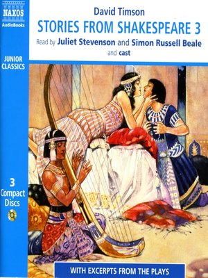 cover image of Stories from Shakespeare 3