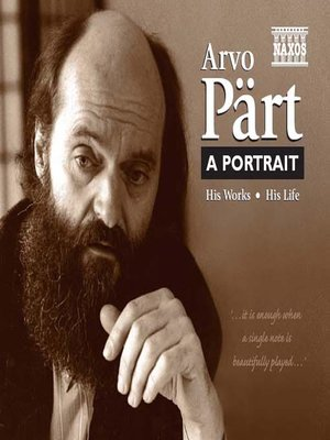 cover image of Arvo Pärt