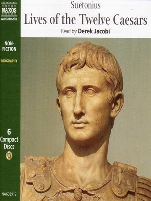 cover image of Lives of the Twelve Caesars