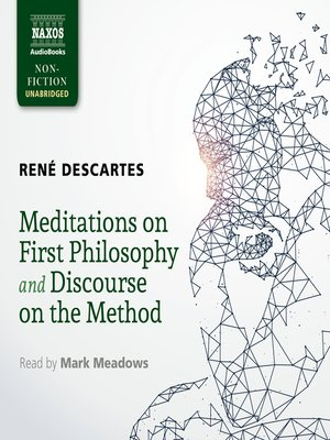 cover image of Meditations / Discourse on the Method
