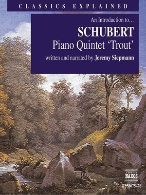 cover image of An Introduction to... SCHUBERT