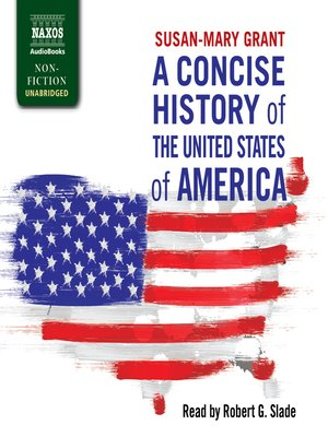 cover image of A Concise History of the United States of America