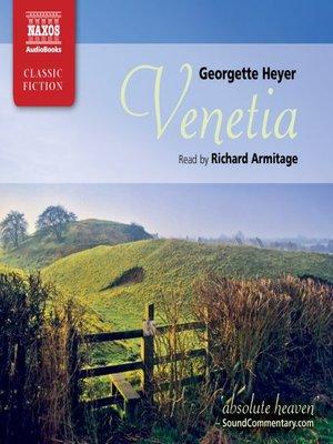 cover image of Venetia