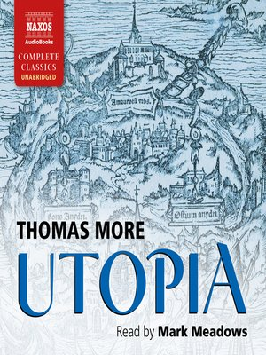 cover image of Utopia