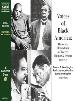cover image of Voices of Black America