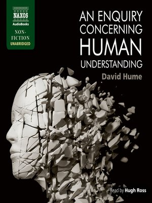 cover image of An Enquiry Concerning Human Understanding