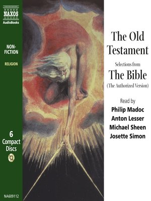 cover image of The Old Testament