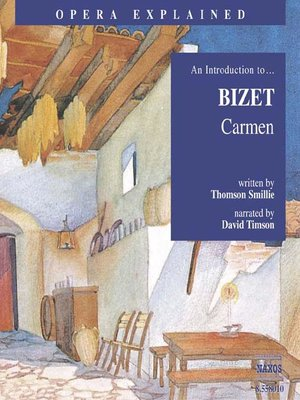 cover image of An Introduction to... BIZET