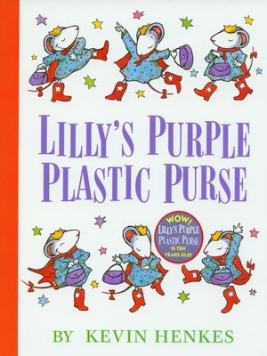 cover image of Lilly's Purple Plastic Purse
