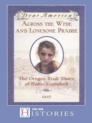 cover image of Across the Wide and Lonesome Prairie