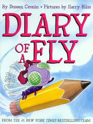 cover image of Diary of a Fly