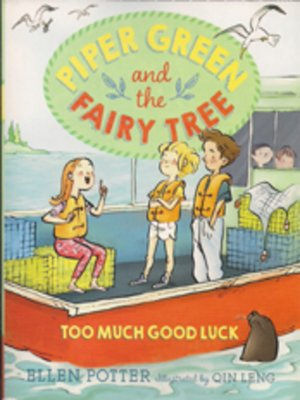 cover image of Too Much Good Luck