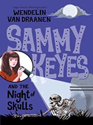 cover image of Sammy Keyes and the Night of Skulls