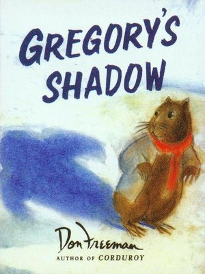 cover image of Gregory's Shadow