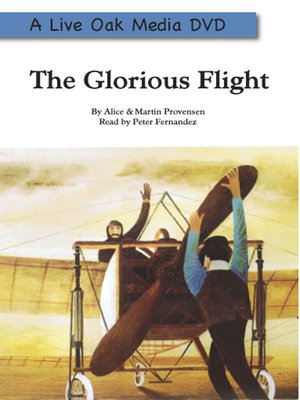 cover image of The Glorious Flight