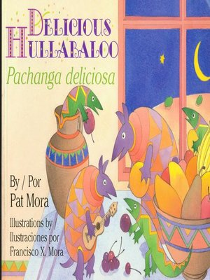 cover image of Delicious Hullabaloo