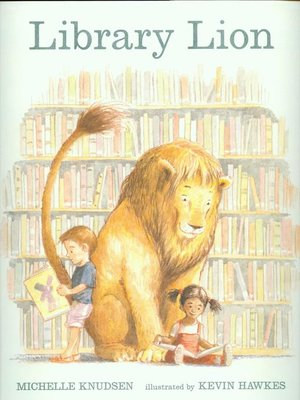 cover image of Library Lion