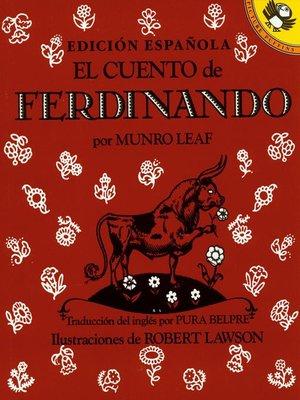 cover image of El Cuento de Ferdinando