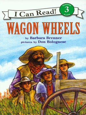 cover image of Wagon Wheels