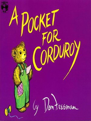 cover image of A Pocket for Corduroy